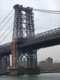 The Williamsburg Bridge