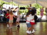 Kids getting into the music