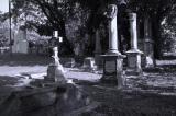Black & White Cemetery