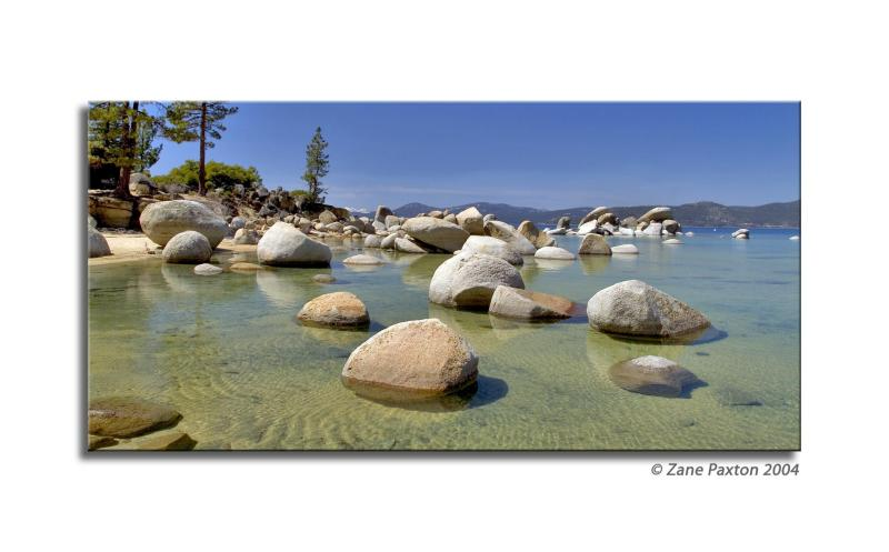 Sand Harbor State Park