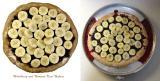 Banana & Blueberry Tart