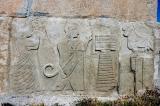 Alacahoyuk sphinxes gate