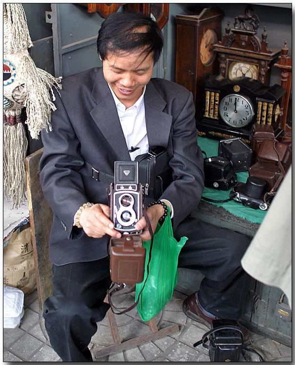 Cameras & clocks
