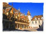 Hotel Dieu in Beaune