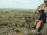 Working in Kakadu