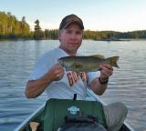 Not So Big Smallmouth Bass