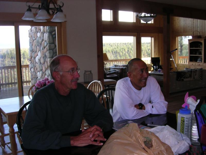 Ike Hesler & Glenn Tachiyama<br>(MH)</br>