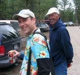 Mark Hartinger & Ike Hesler