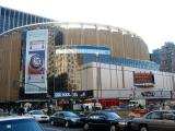 Madison Square Garden and Penn Station