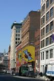 South View of Lafayette from Astor Place