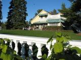 Mackenzie King Estate in Gatineau park Quebec
