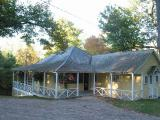 Mackenzie King Estate guest cottage in Gatineau park Quebec