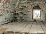 Stone cellar in the Ryan House