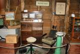 Dentist antiques in the Bonavista Museum