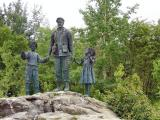 Silent Witness Memorial for victims of the Arrow air crash at Gander
