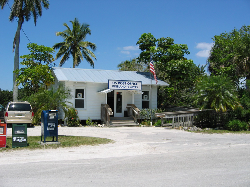 pineland. post office