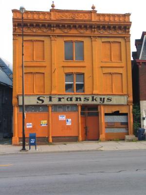 Stranskys