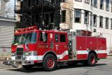 Fire Apparatus (Various Departments)