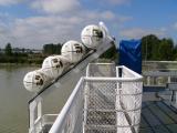 Life raft rack