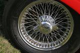 Jaguar wire spokes