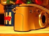 my camera & candy