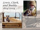 Lewis and Clark and Buddy