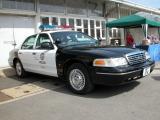 American Police Cruiser