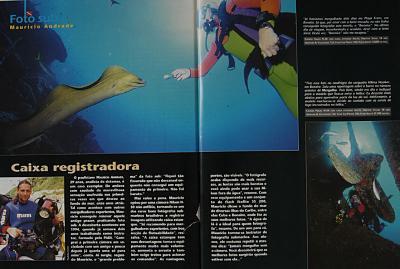 Revista Mergulho Nº10 - Março de 1997