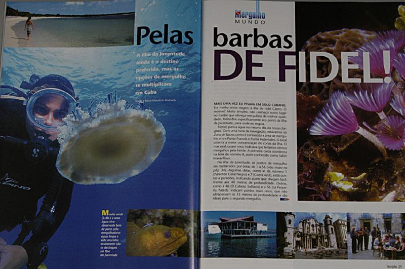 Revista Mergulho Nº72 - Maio de 2002