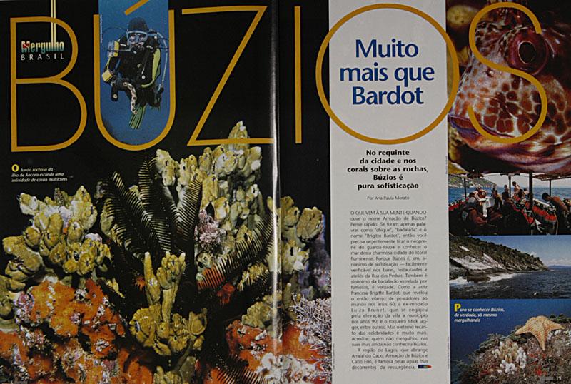 Revista Mergulho Nº93 - Fevereiro de 2004