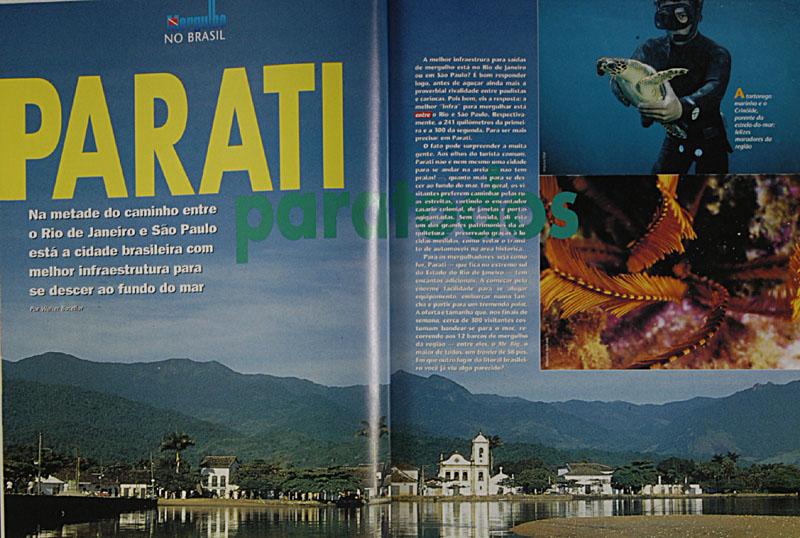 Revista Mergulho Nº7 - Dezembro de 1996