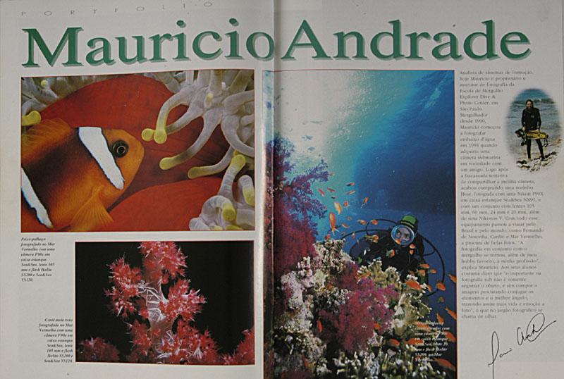 Revista Scuba Nº36 - Dezembro de 1999
