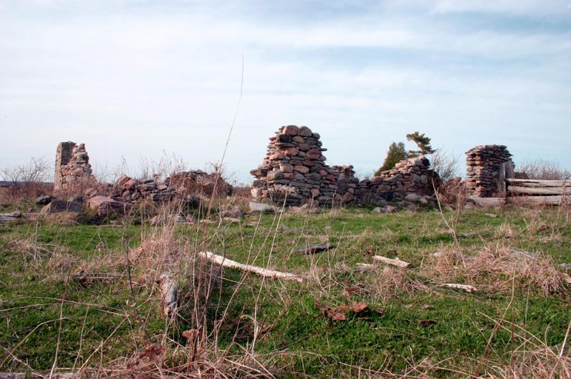 new ruins