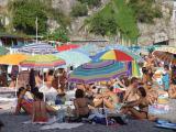 Positano beach (2003)