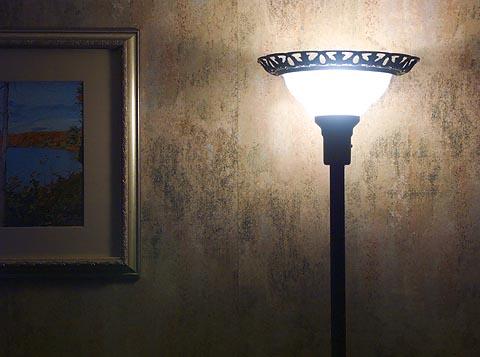 Bedroom Floorlamp