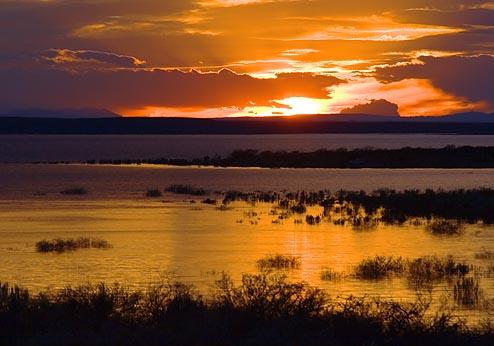 Lake Amistad Sunset2