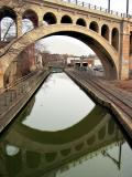Bridge + Canal = Circle.   6420