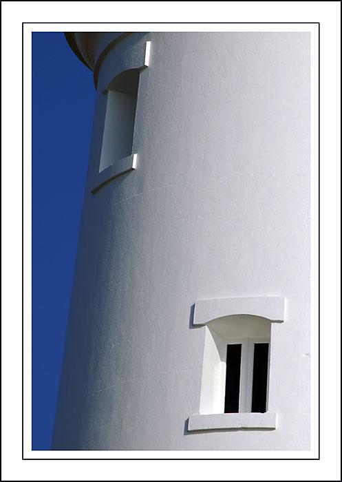 Lighthouse close-up, Portland Bill, Dorset