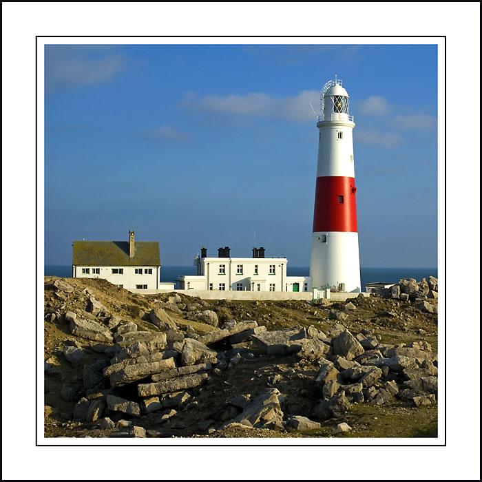 New lighthouse, Portland Bill, Dorset