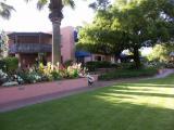 Arizona Inn (our balcony!)