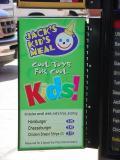 Jack's Kids Meal