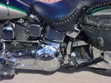 Harley's transmission