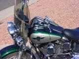 Harley's tank