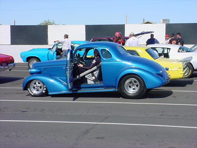 Chevy 5 window *