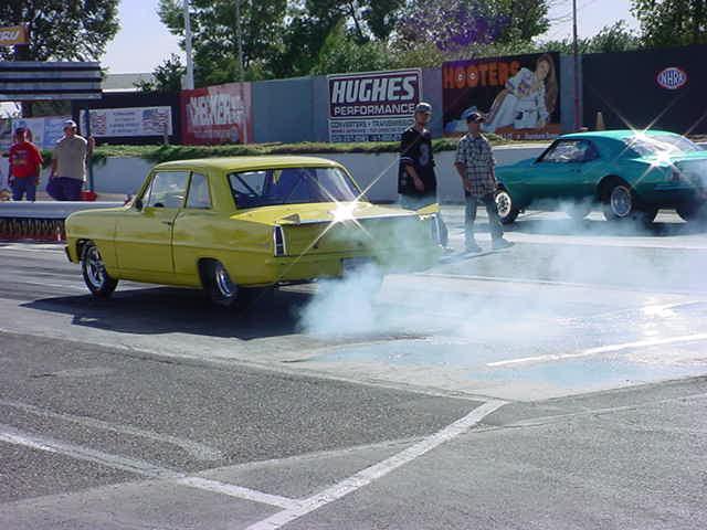 yellow Chevy II