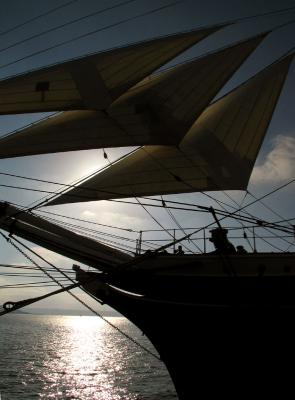 The Star of India, San Diego, California, 2004