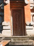 door of the temple