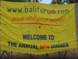 welcome to the annual bali forum dinner, geat site great people, www.baliforum.com
