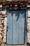 Blue door in the sun, nr 22