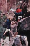 Royal Arch---a tough descent